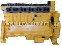 D343 caterpillar extended long block engine