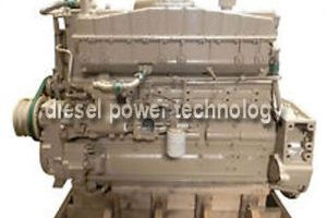 Cummins-NTA855C new engine